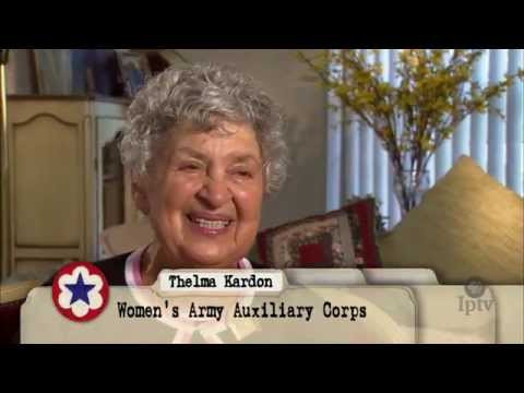 A Veteran's Experience in the Women's Army Corps (WAC) During World War II