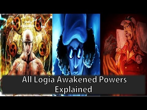 "All Logia Awakening Revealed !? ""True Power"" Explained - One Piece theory Ch 835+ ワンピース"