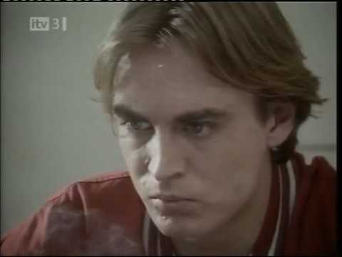 Phil Glenister super young