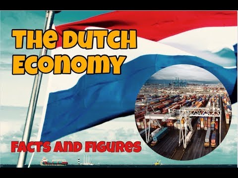 The Dutch Economy - Facts and Figures!