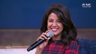 ياسمين علي وحلاوة صوتها في أغنية