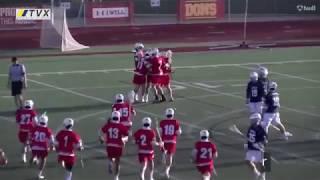 Josh Tauss - Senior Lacrosse Highlights - Class of 2018