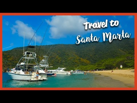 Travel to (Santa Marta, Colombia)