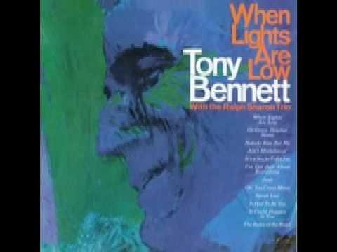 Tony Bennett/it Had To Be You (1964, Rare)
