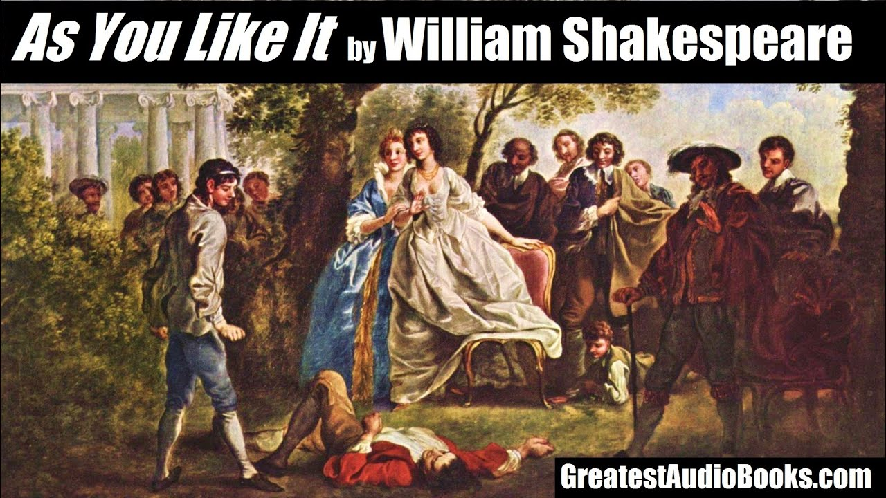 Shakespeare essay as you like it