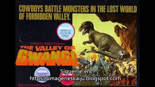 Descargar El Valle de Gwangi 1969 en Español Latino por Mediafire