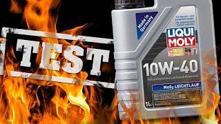 Liqui Moly MoS2 Leichtlauf 10W40 Który olej silnikowy jest najlepszy?