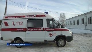 В Дуванском районе появилась первая в республике модульная участковая больница