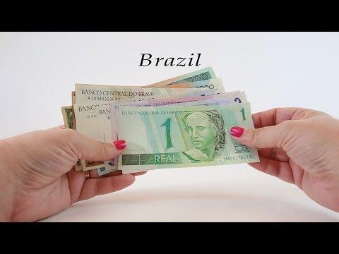 Episode #9 - BRAZIL - Real, Cruzeiros & Cruzados Banknotes