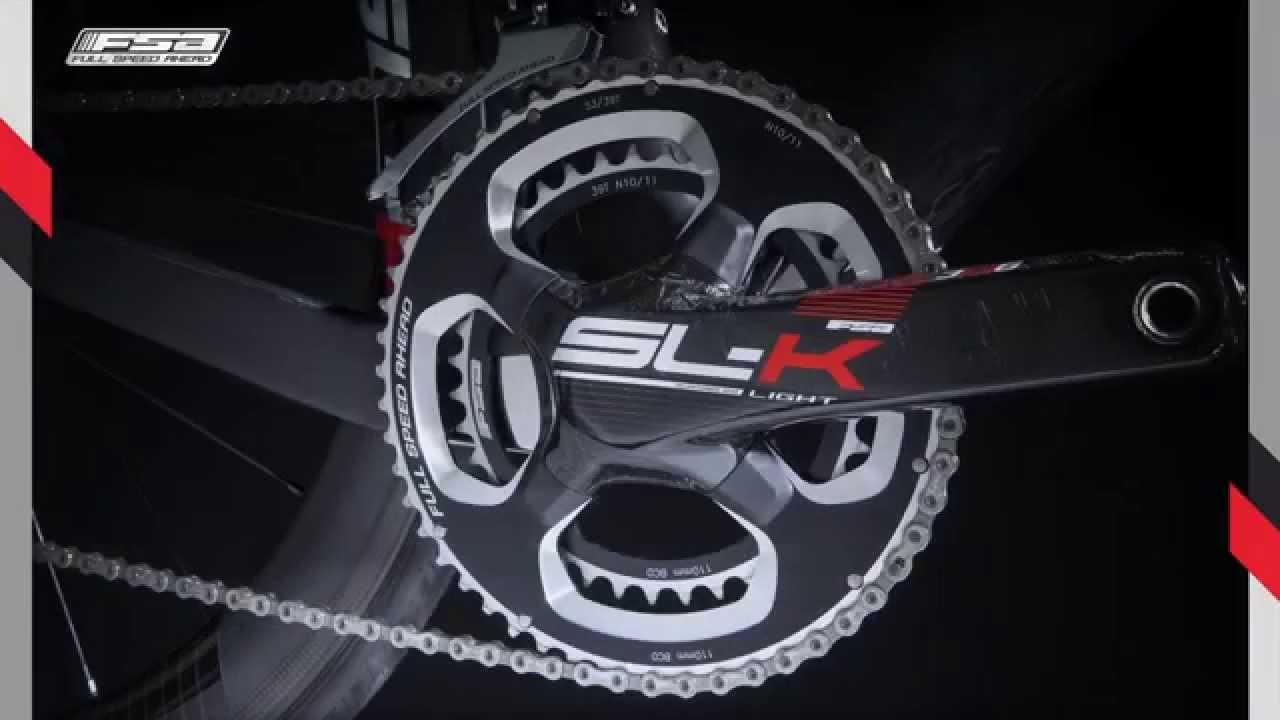 NEW! SL-K Light ABS Crankset