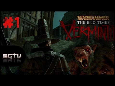 Warhammer Vermintide - The End Times (German) - #1 Lasst die Spiele beginnen!