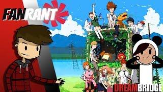 Digimon Tri 1-3 Movie Review ft. ChillyPanda - FanRant