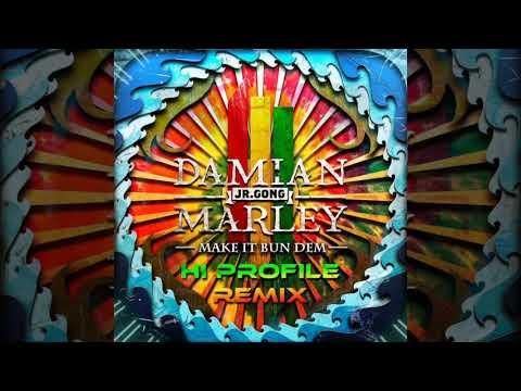 Skrillex feat.Marley - Make it Bun Dem (Hi Profile rmx)
