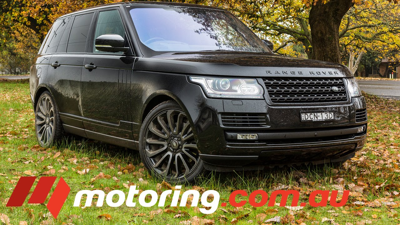 2016 Range Rover Vogue Se Review Youtube