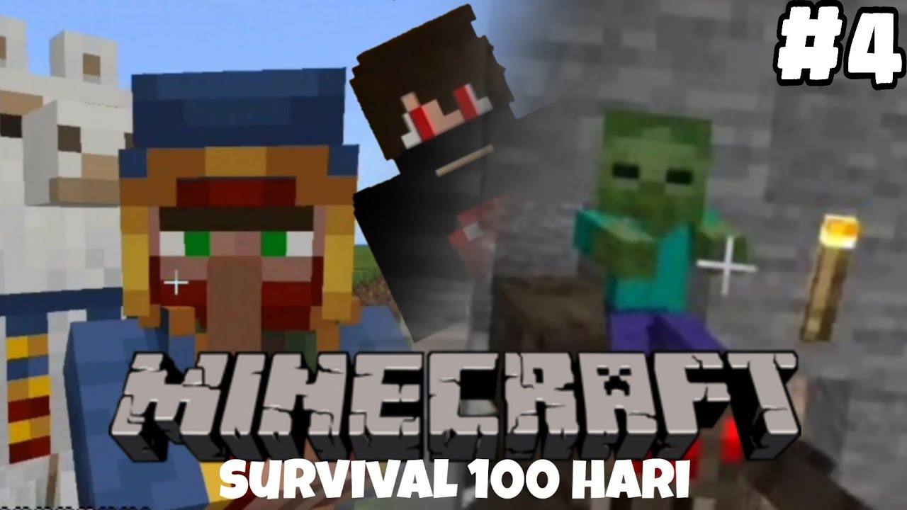 Download minecraft survival 100 hari (16-26)   bocil laknat dan bubu menyebalkan