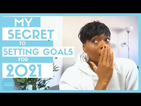 SETTING GOALS FOR 2021: 5 Types of Goals for Well Rounded Success and How I Stick to Them