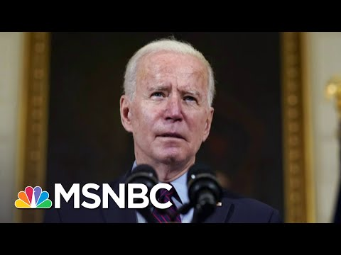 Biden Says Trump Shouldn't Get Intelligence Briefings | The 11th Hour | MSNBC