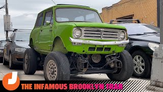 homepage tile video photo for The Infamous Brooklyn Trar | Carspotting | Jalopnik