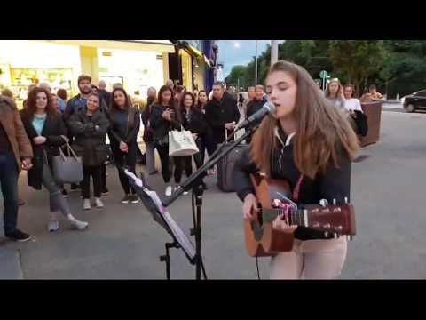 Rihanna Stay & Ed Sheeran Shape of You - Allie Sherlock cover