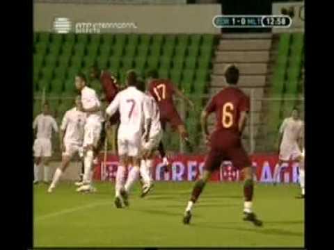 Joao Moreira golo Portugal-Malta 21 Agosto.mpg