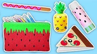 🍕🍉 DIYS: Food Supplies || Back to School 🍍🍓