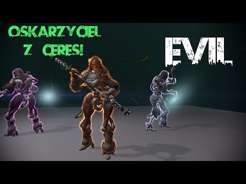 Warframe | Oskarżyciel z Ceres (Prosecutor)