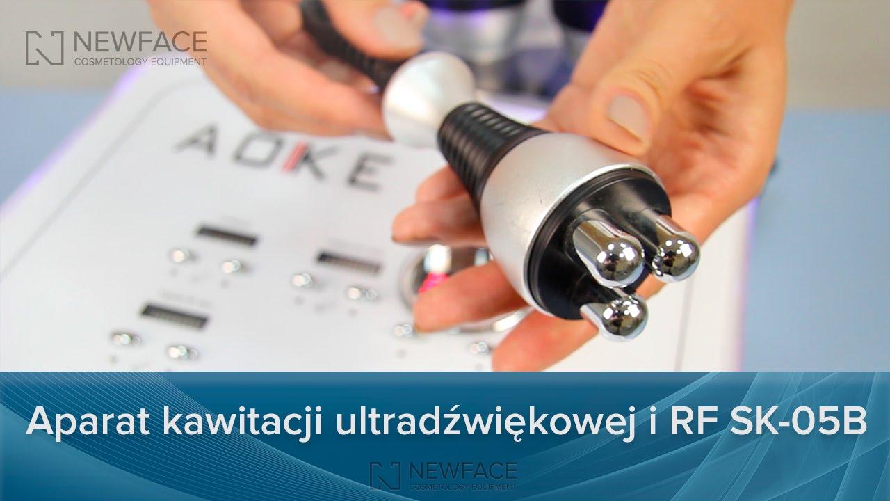 Urządzenie do liposukcji kawitacyjnej i rf SK-05B