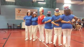 Senior Follies at The Greater Hollywood YMCA Family Center