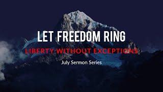 Wrestling for Freedom