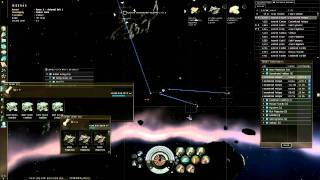 EVE Online Mining Ships: Part 3/4: Advanced Miner - Retriever & Hulk, and Rat Defense