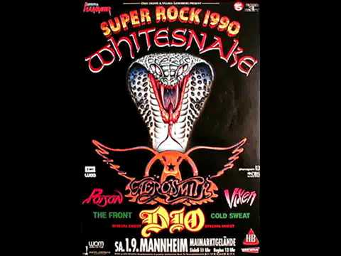 Fabulous DIO Super Rock LIVE In Mannheim 1990 (COMPLETE/REMASTERED) - YouTube KE38