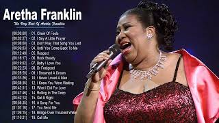 Aretha Franklin Greatest Hits - Best Songs  Of Aretha Franklin - Aretha Franklin Full Album 2020