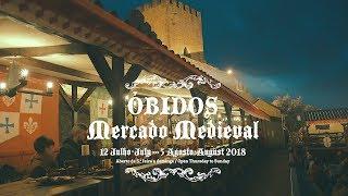 Spot Mercado Medieval de Óbidos 2018