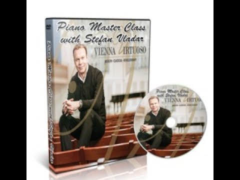 Practicing piano more efficiently with less work - Stefan Vladar
