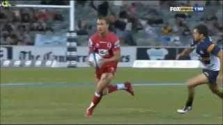Quade Cooper Highlits and Steps