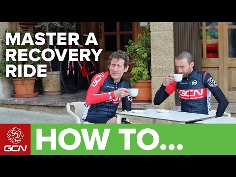 How To Master A Recovery Ride