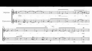 Johannes Ockeghem - Requiem - Kyrie with score