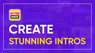 1Intro - Intro Maker, Outro Maker, Promo Video Maker screenshot 2