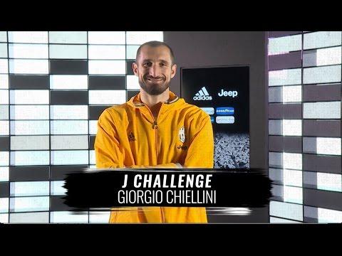 #JChallenge: Chiellini BBC Quiz!