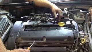 Problème moteur tourne sur 2 cylindres au ralenti astra H 1 6 مشكلة المحرك يعمل على 2 اسطوانات أوبل