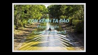 Con Kênh Ta Đào - Guitar Solo