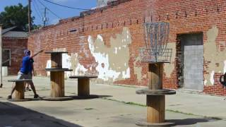downtown throwdown part 3 hosted by grip and rip disc golf