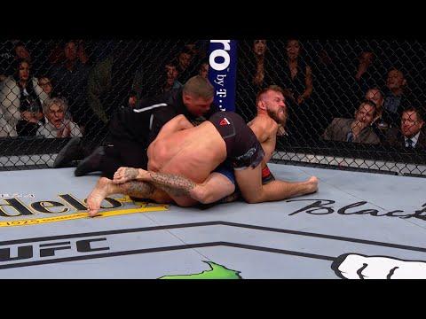 Все финиши Дональда Серроне в UFC