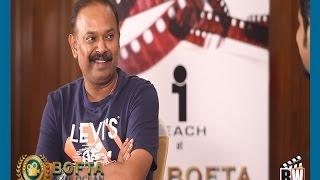 "Venkat Prabhu - ""I was selling popcorn in theatres"" - BW"