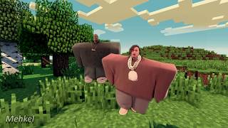 Steve West and Lil Roblox