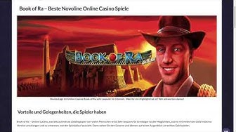 Online Casino Echtgeld video Guide