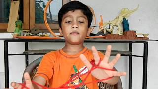 Niloy Biswas - Cat's Cradle String Tricks.mov