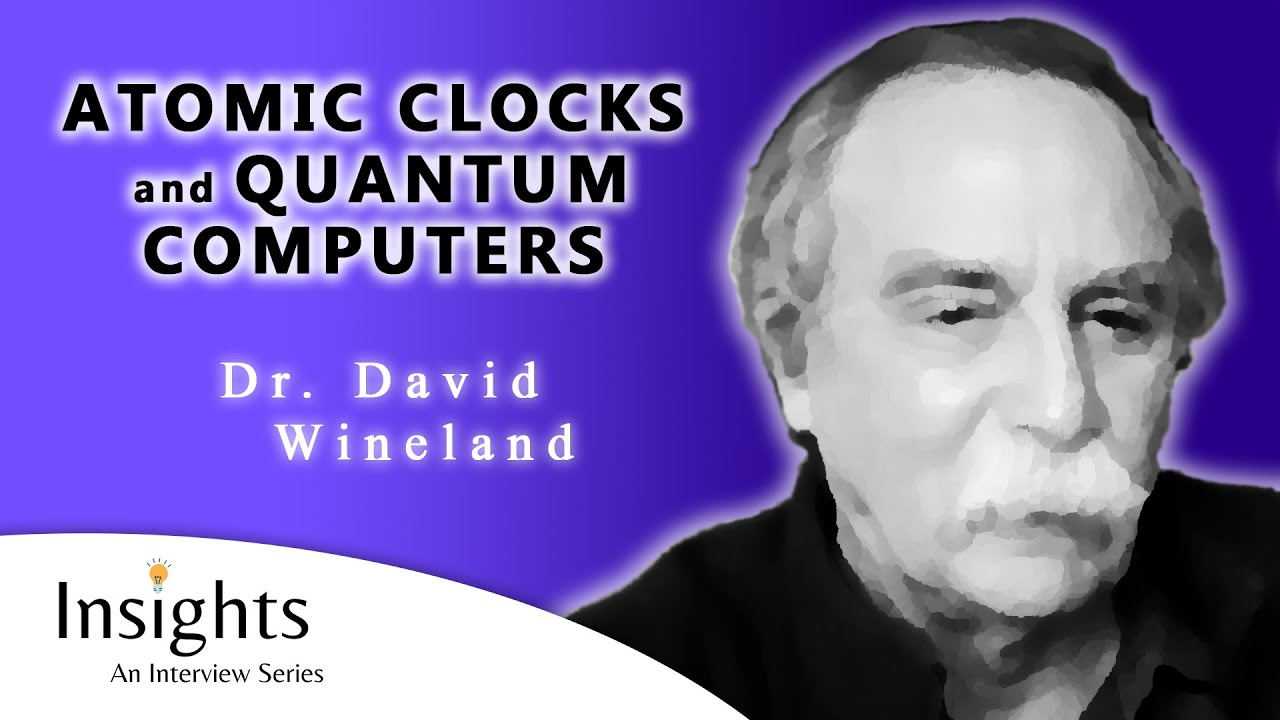 STEMPod Leaders #5 - Dr. David Wineland