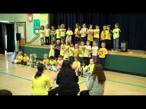 Chesterbrook Academy Kindergarten - Respect Song