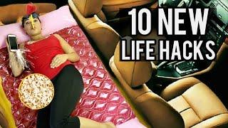 10 NEW Life Hacks You've Never Seen! NataliesOutlet
